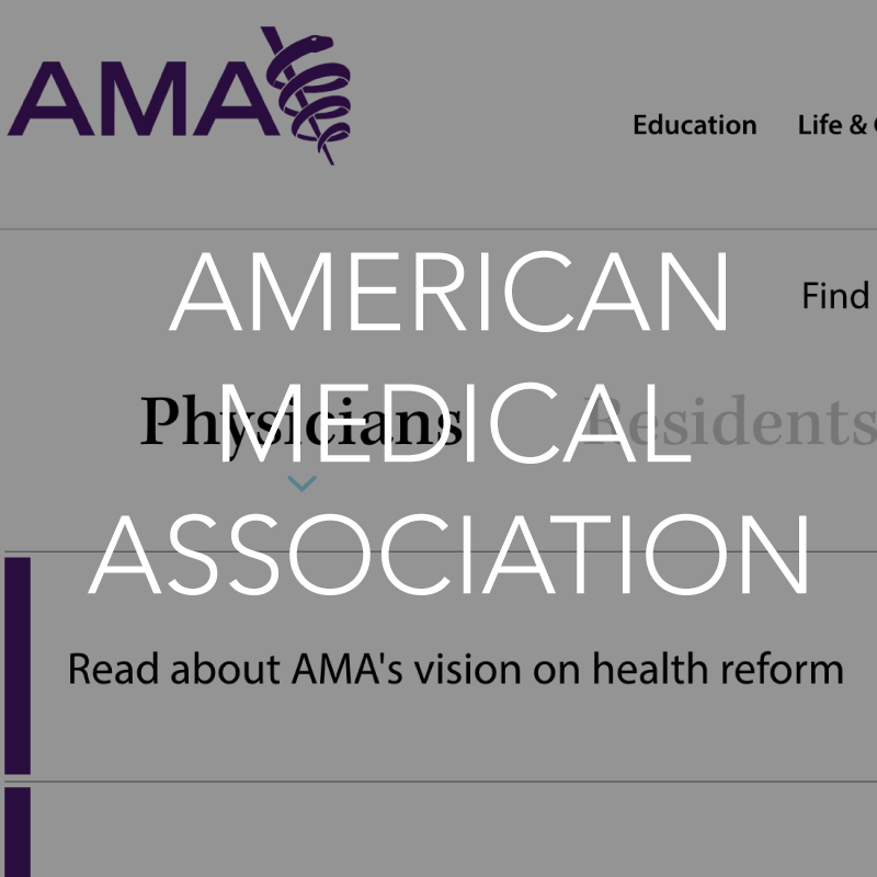 american medical association resource