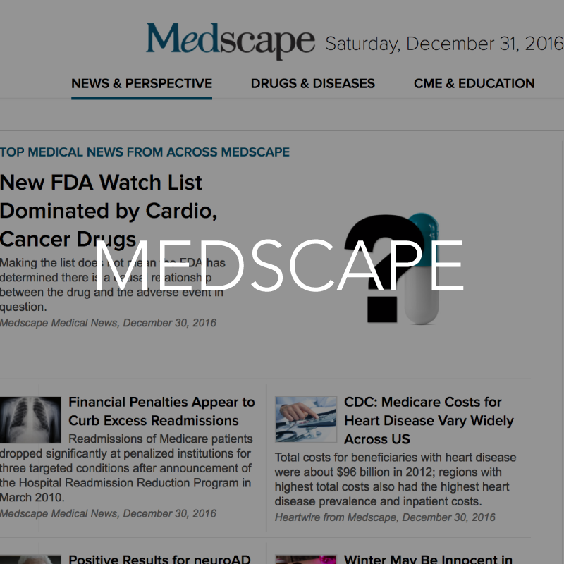 Medscape resource