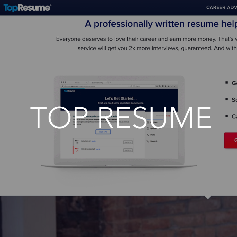 Top resume resource