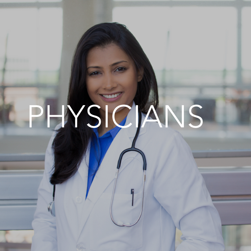 Physicians medical field